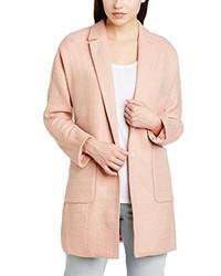 Manteau rose Yumi