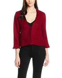 Manteau rouge Ange