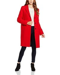 Manteau rouge Blaumax