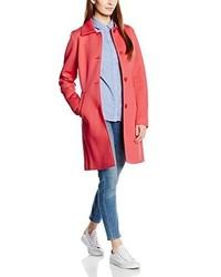 Manteau rouge Bugatti