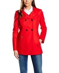 Manteau rouge Esprit