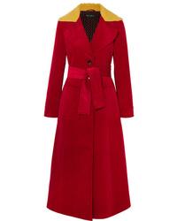 Manteau rouge Etro