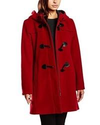 Manteau rouge Gil Bret