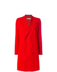 Manteau rouge Givenchy