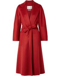 Manteau rouge Max Mara