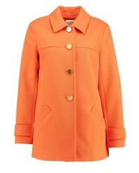 Manteau rouge Michael Kors
