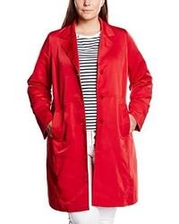 Manteau rouge Persona by Marina Rinaldi