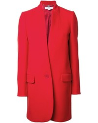 Manteau rouge Stella McCartney