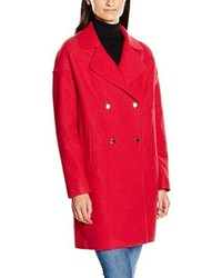Manteau rouge Tommy Hilfiger