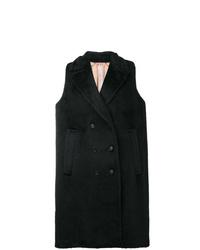 Manteau sans manches noir N°21