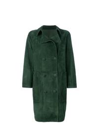 Manteau vert foncé Golden Goose Deluxe Brand