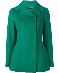 Manteau vert Dolce & Gabbana