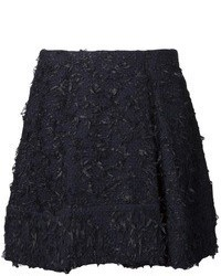 Minijupe en tweed noire 3.1 Phillip Lim