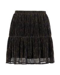 Minijupe noire Custommade