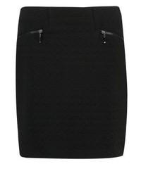 Minijupe noire Esprit
