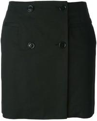 Minijupe noire Love Moschino