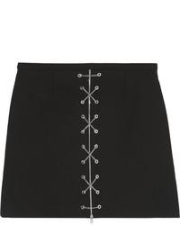 Minijupe noire Michael Kors