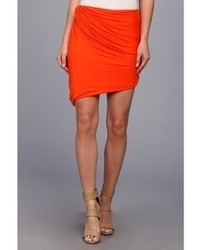 Minijupe orange original 1462407