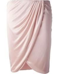 Minijupe rose Versace