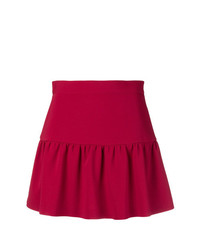 Minijupe rouge RED Valentino