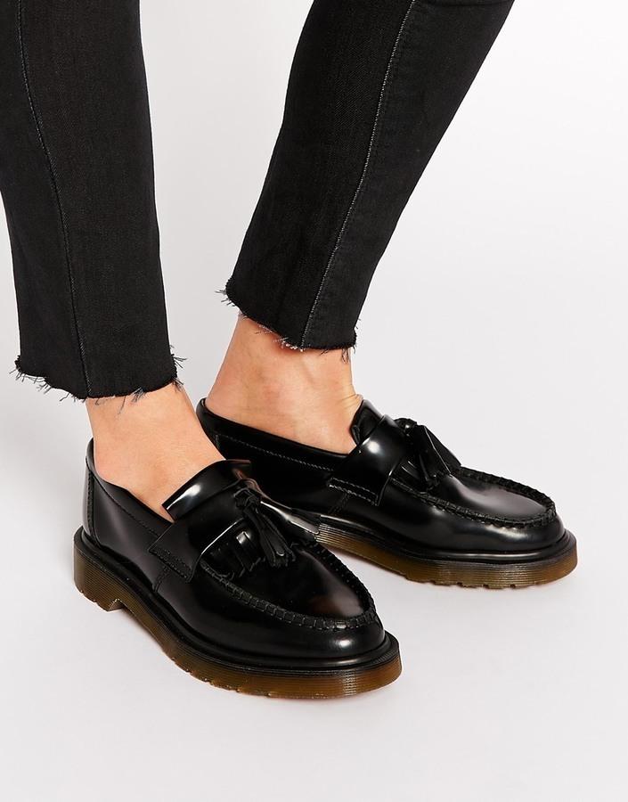 Style Dr Martens Femmes Mocassins
