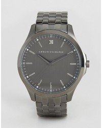 Montre argentée Armani Exchange