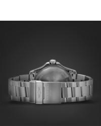Montre argentée Breitling