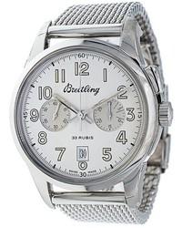 Montre blanche Breitling