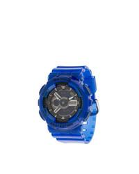 Montre bleue G-Shock
