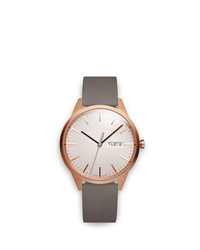 Montre en cuir grise Uniform Wares