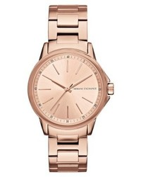 Montre rose Armani Exchange