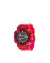 Montre rouge G-Shock