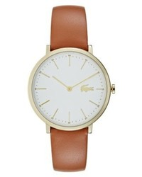 Montre tabac Lacoste