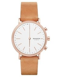 Montre tabac Skagen Connected