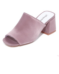 Mules roses Jeffrey Campbell