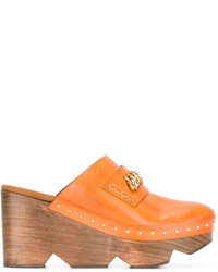 Mules tabac Stella McCartney
