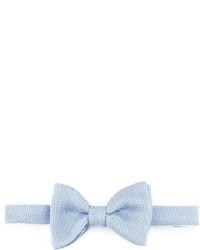 Nœud papillon bleu clair