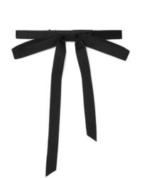 Nœud papillon noir Gucci
