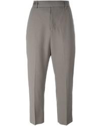 Pantacourt gris Rick Owens