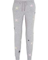 Pantalon à étoiles
