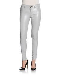 Pantalon argenté
