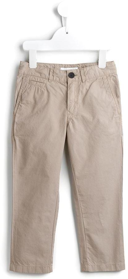 Pantalon beige Burberry