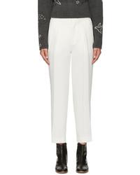 Pantalon blanc See by Chloe