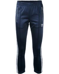 Pantalon bleu marine adidas