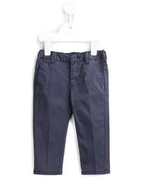 Pantalon bleu marine Armani Junior