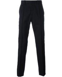 Pantalon bleu marine Marni