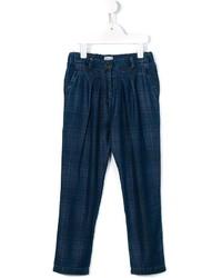 Pantalon bleu marine Morley