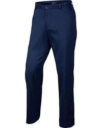 Pantalon bleu marine Nike