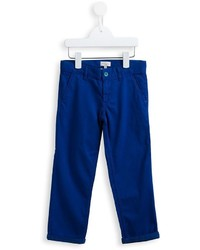 Pantalon bleu marine Paul Smith