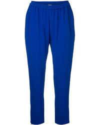 Pantalon bleu Stella McCartney